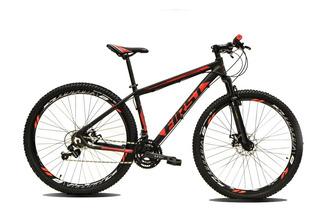 Bicicleta 29 First Smitt Câmbios Shimano - Freio A Disco 24v