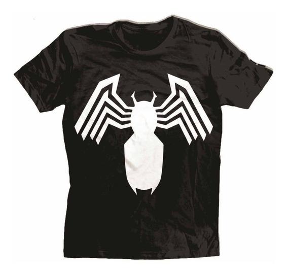 Playera Venom Logo