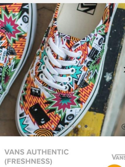 Zapatillas Vans Freshness Authentic