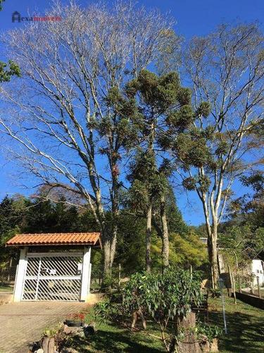 Chácara Com 3 Dormitórios À Venda, 2352 M² Por R$ 1.100.000,00 - Portal Da Serra - Santana De Parnaíba/sp - Ch0012