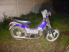 Vendo Moto Ciclomotor Zanella 110 Sol Business