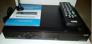 Decodificador Tda Coradir Cdr 1800