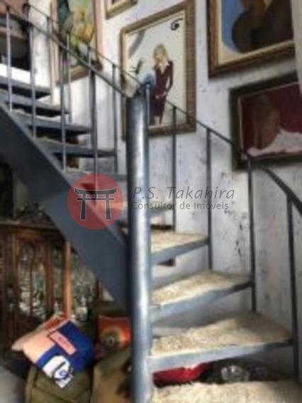 Cobertura Em Pinheiros A 1km Do Metro Fradique Coutinho Com 3 Dorm Sendo 1 Suíte E Sala De Tv, 1 Varanda Com Piscina Charmosa E 1 Vaga. - 4374