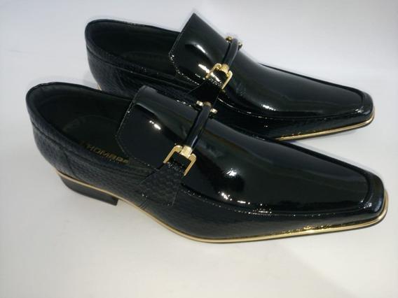 Sapato Social Masculino L