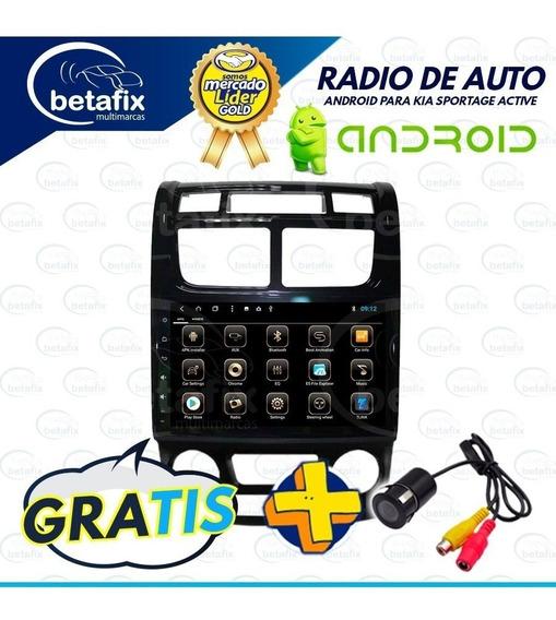 Radio Android 9 Kia Sportage Active 2005-2011 Betafix Ec