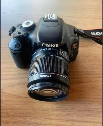 Câmera Cânon T3i +lentes