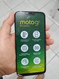 Moto G7 Power Rosê 64 Gb
