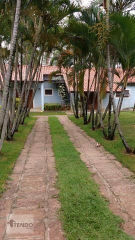 Chácara 1510 M² - Venda - 3 Dormitórios - 2 Suítes - Chácaras Videiras De Itaici - Indaiatuba/sp / Imob02 - Ch0011