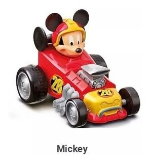 Autitos Disney Mickey Aventuras Sobre Ruedas Shell X Unidad