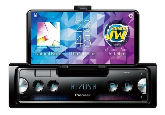 Estéreo Pioneer Dvd 1 Din Sph C10 Bluetooth Usb Aux