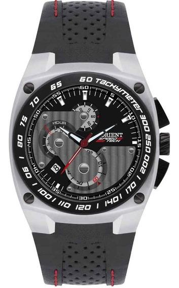 Relógio Orient Cronógrafo 100 Atm Speed Tech Mbscc012