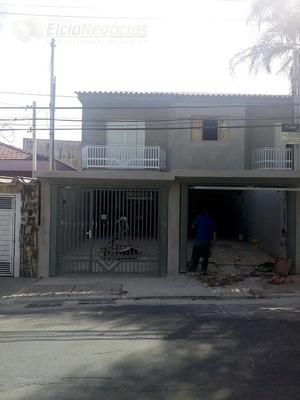 Casa Para Venda, 3 Dormitórios, Jardim Maristela - São Paulo - 2068