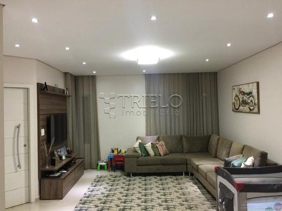 Sobrado Com 3 Dormitorios Na Vila Moraes - V-2937
