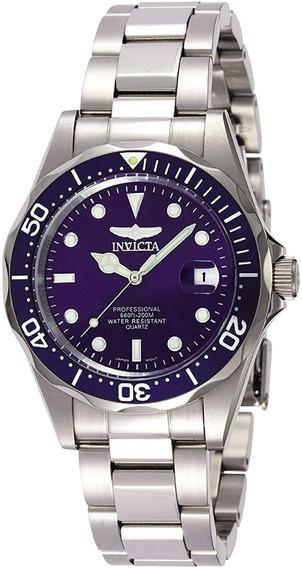 Relógio Masculino Invicta 9204 ( Novo E Original)