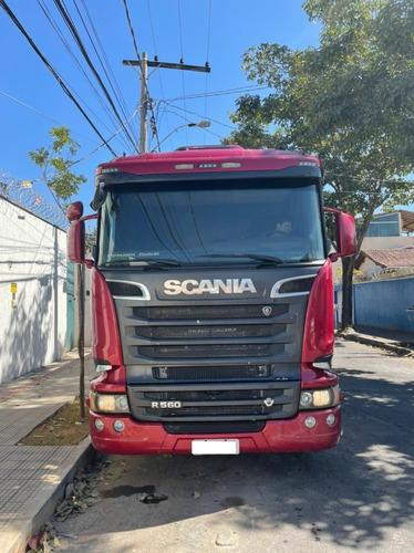 Imagem 1 de 10 de Scania R560 V8 6x4