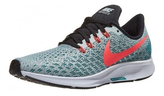 Zapatillas Nike Air Zoom Pegasus 35 Mujer Running 942855-009