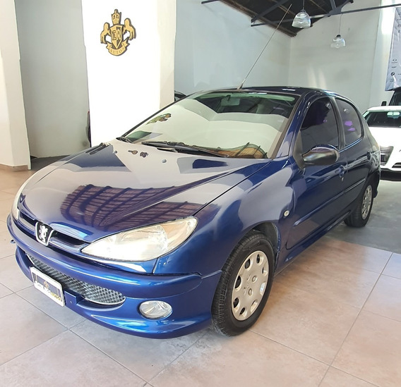 Peugeot 206 1.9 Xt Diesel 5 Ptas.