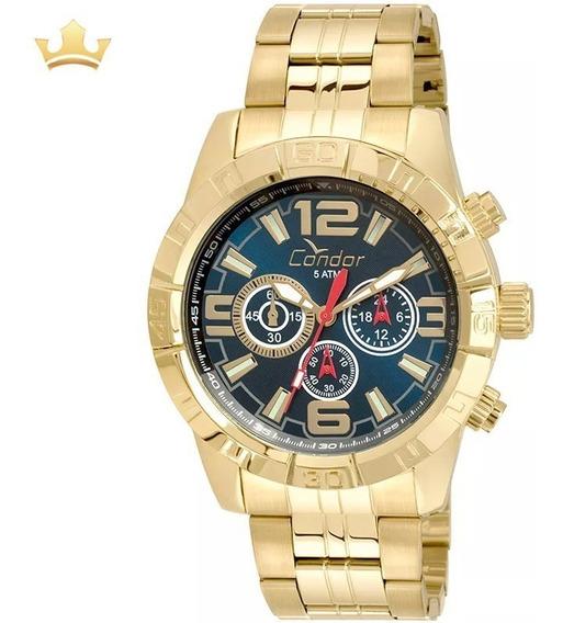 Relógio Condor Masculino Covd54ar/4a Com Nf