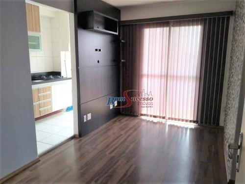 Apartamento Com 2 Dormitórios À Venda, 48 M² Por R$ 240.000,00 - Jardim Vila Formosa - São Paulo/sp - Ap2179