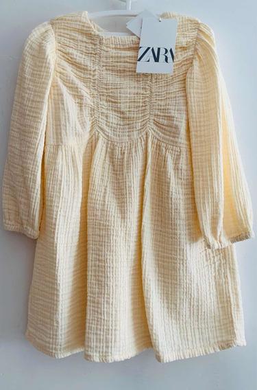 Vestido Niña Zara