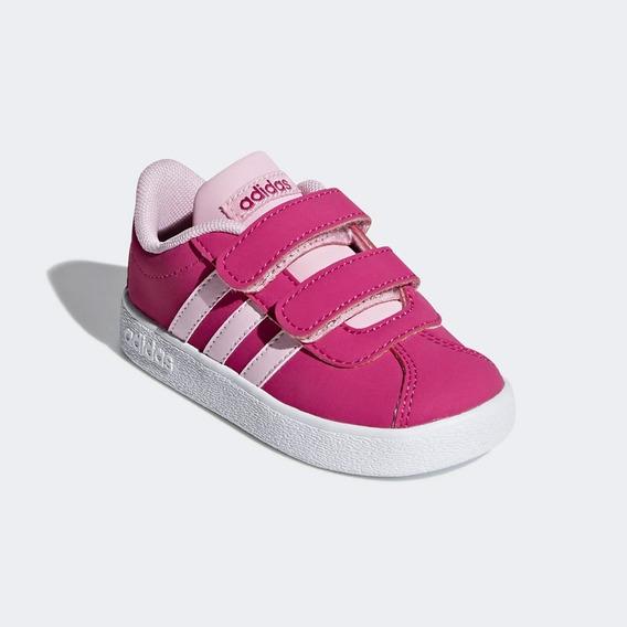Zapatillas adidas Vl Court 2.0 Para Niños Mgvps