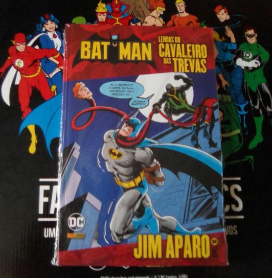 Batman: Lendas Do Cavaleiro Das Trevas - Volume 10 Jim Aparo