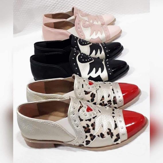 Zapatos Dama Tipo Chatitas Moda Primavera Verano 2020 205 Chic