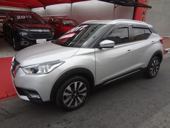 Nissan Kicks 1.6 16v Flexstart Sv Limited 4p Xtronic 2017