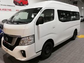 Nissan Urvan Van 4p Amplia L4/2.5 Man 15/pas P/seg