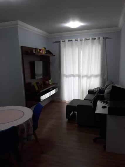 Apartamento Em Jardim Das Indústrias, São José Dos Campos/sp De 70m² 2 Quartos À Venda Por R$ 350.000,00 - Ap514168