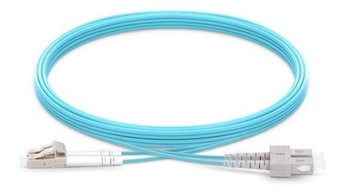 Patchcord Fibra Óptica Glc Lc/pc-lc/pc Sm 3mt Duplex Nuevo