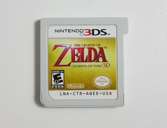 Zelda Ocarina Of Time 3d 3ds