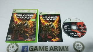 Gears Of War 1 Xbox 360