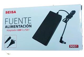 Fuente Switching 12v 6a Camaras De Seguridad - Led - Electro