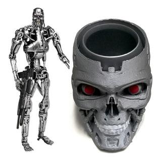 Terminator T800 Mate + Bombilla 3d - Fair Play Toys