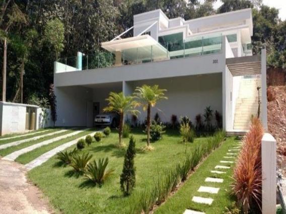 Casa No Condomínio Capital Ville - Entre Jundiaí E Cajamar - Ca00088 - 2891793