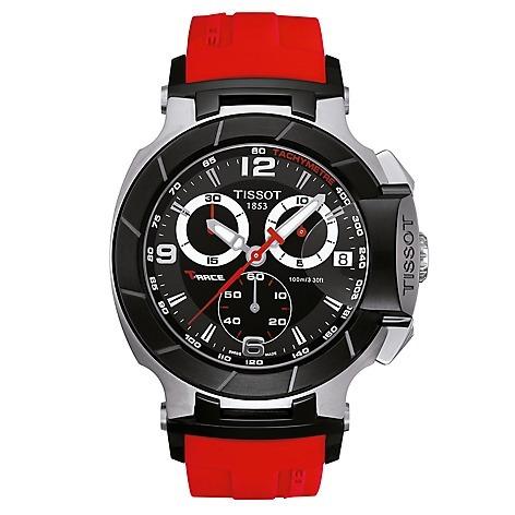 0d83d4d707f6 Reloj Tissot T-race Rojo Accesorios Para Hombre Moda Fb -   3.449.900 en  Mercado Libre