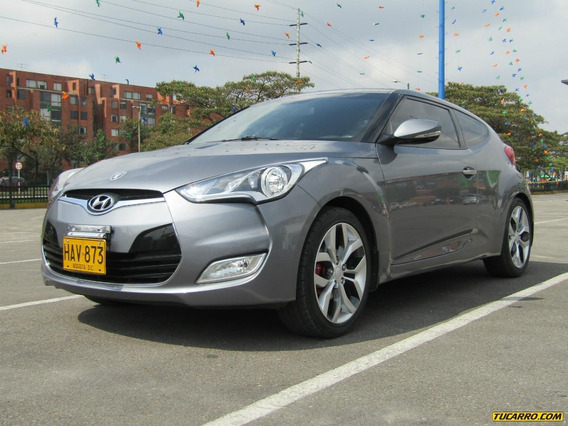 Hyundai Veloster 1.6 Aa Ab Abs Mt