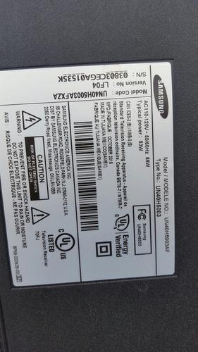 Imagen 1 de 7 de Main Y Fuente Samsung Mod.un40h5003