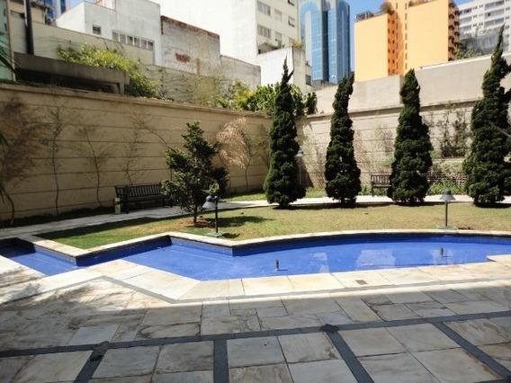 Flat Em Pinheiros, São Paulo/sp De 30m² 1 Quartos À Venda Por R$ 540.000,00 - Fl263698