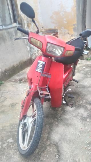 Traxx 50cc Vermelha