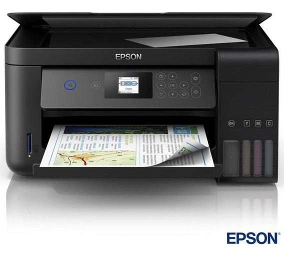 Impressora Multifuncional Epson Ecotank L4160 - Frete Grátis