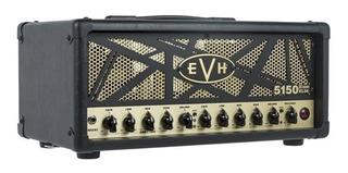 Evh 5150 Ill Amplificador Cabezal 50w El34 Black And Gold