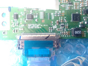 Placa T-con Lg 32ln546b 6870c- 0442b Original 100% Ok