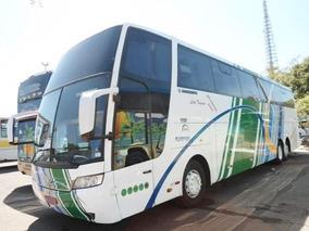 Ônibus Busscar P 400 (ld) Scania K 380 Úncio Dono Leito