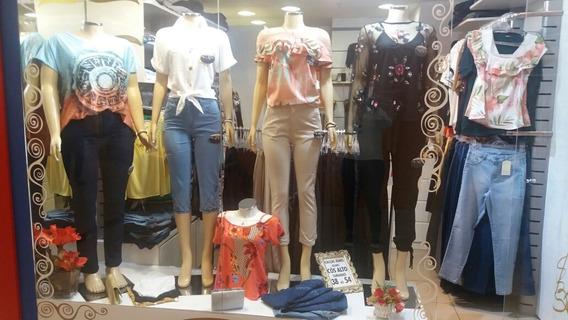 Ponto Loja Shopping Na Floresta Terreo