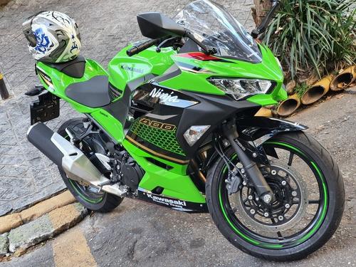Kawasaki Ninja 400-exclusivo