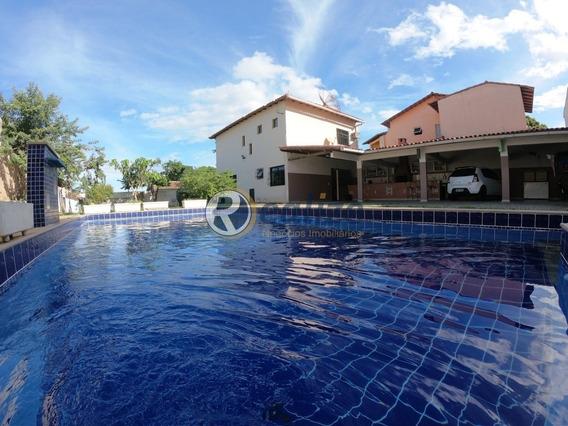 Espetacular Casa Duplex De 3 Quartos Com Linda Área De Lazer Na Vila Da Samarco - Itapebussu || Realize Negócios Imobiliários - Ca00051 - 34144898