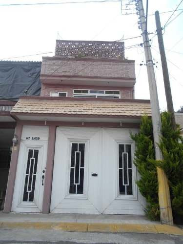 Casa En Venta En Bonito Ecatepec, Ecatepec De Morelos Rfv-3864