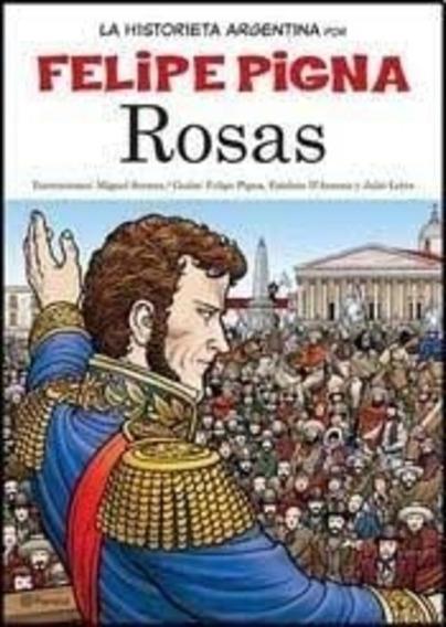 Rosas - La Historia En Historieta